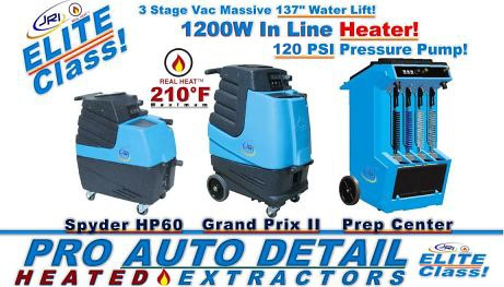 Shop Auto Detail Extractors And Upholstery Machines
