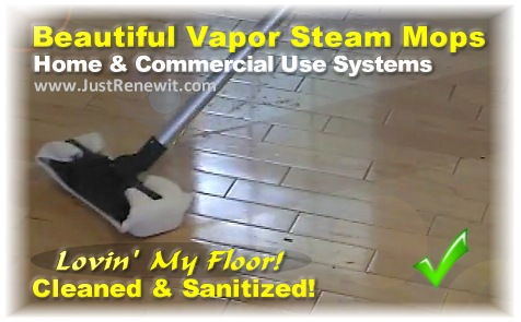 Rh Steam Mopping How To Clean