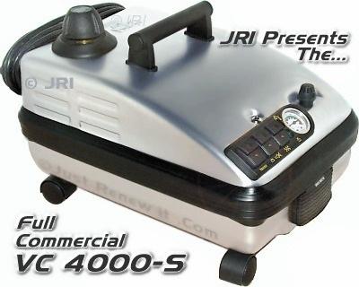 Pro Vapor Steam Cleaner 4000 S Commercial Vapor Steam Cleaner